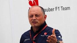 F1 Alfa-Sauber, Vasseur: «Il nostro è un progetto a lungo termine»