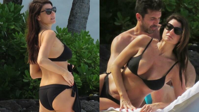 Buffon e Ilaria D'Amico, voci di nozze imminenti?