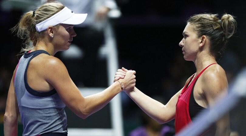 Halep-Wozniacki: in palio l'Australian Open e il numero 1