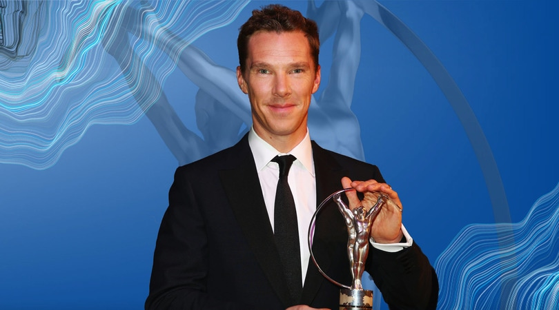 Benedict Cumberbatch presenterà i Laureus World Sports Awards