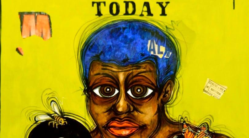 Muhammad Ali icona dell'espressionismo pop