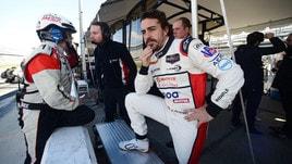Daytona: pole per Van der Zande, Alonso è 13°