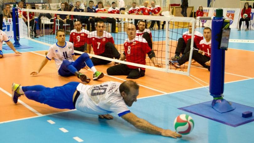 Sitting Volley: scelti gli uomini per il IV meeting