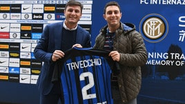 Inter, c'è Tavecchio alla Pinetina