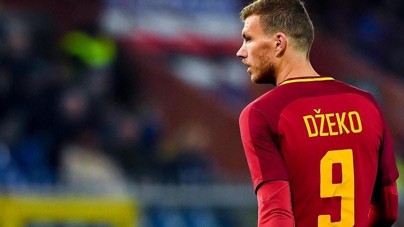 Dall'Inghilterra: «Per Dzeko ultimatum del Chelsea alla Roma»