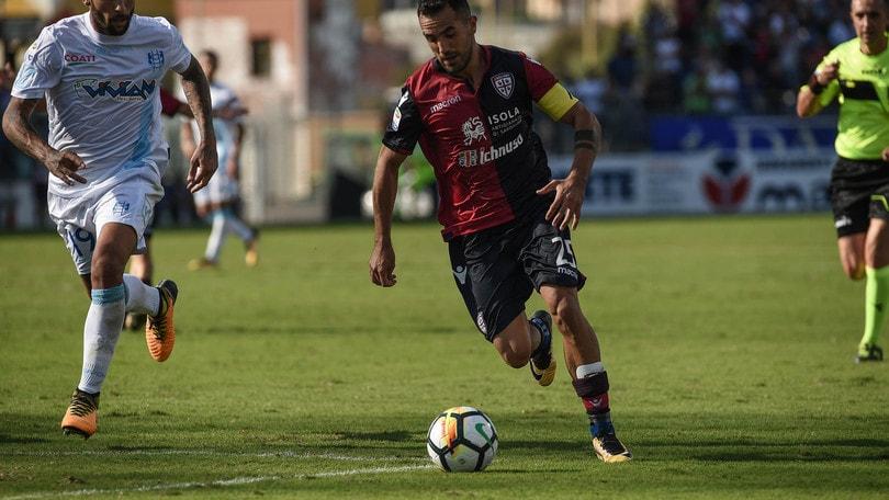 Serie A Cagliari, personalizzato per Sau e Miangue