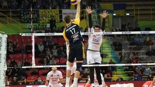 Volley: Superlega, Verona nel posticipo della 1a di ritorno doma Latina