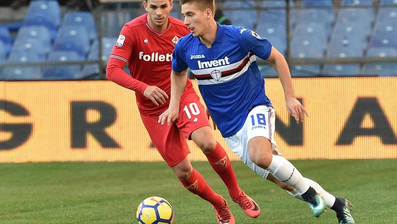 Serie A Sampdoria, Praet salta la Roma: lesione muscolare