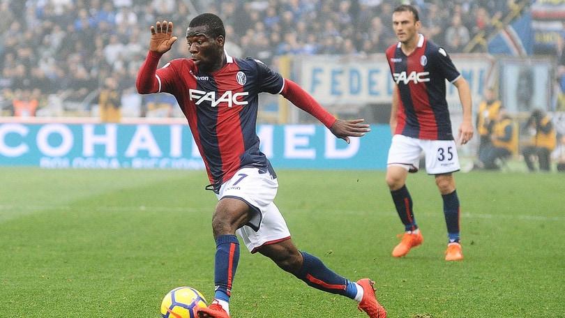Calciomercato Bologna, attesa per Donsah: si tratta col Torino