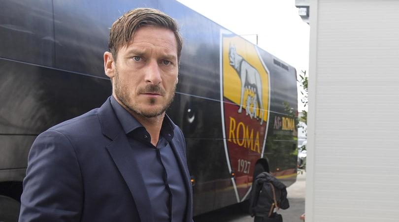 Figc, Totti lancia Tommasi: «E' l'uomo da cui ripartire»