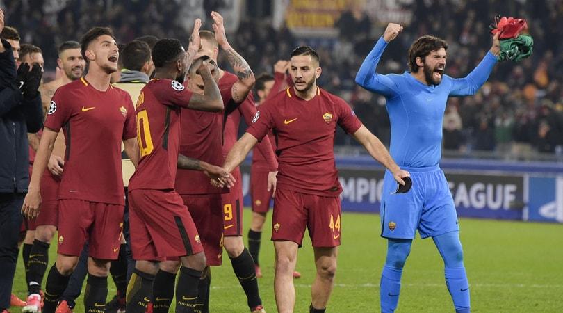 Champions League,Shakhtar Donetsk-Roma in chiaro su canale 5