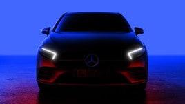 Nuova Mercedes Classe A: sarà una piccola ammiraglia