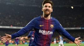Barcellona, Messi: «Proviamo a vincere tutto»