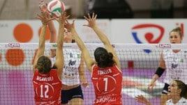Volley: A2 Femminile, la Battistelli ad Olbia per difendere il primato