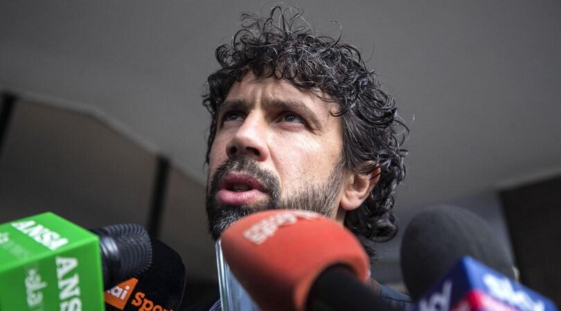 Elezioni Figc, Tommasi: «Non faccio passi indietro»