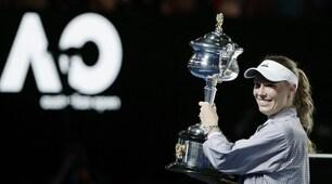 Australian Open: che vittoria per laWozniacki!