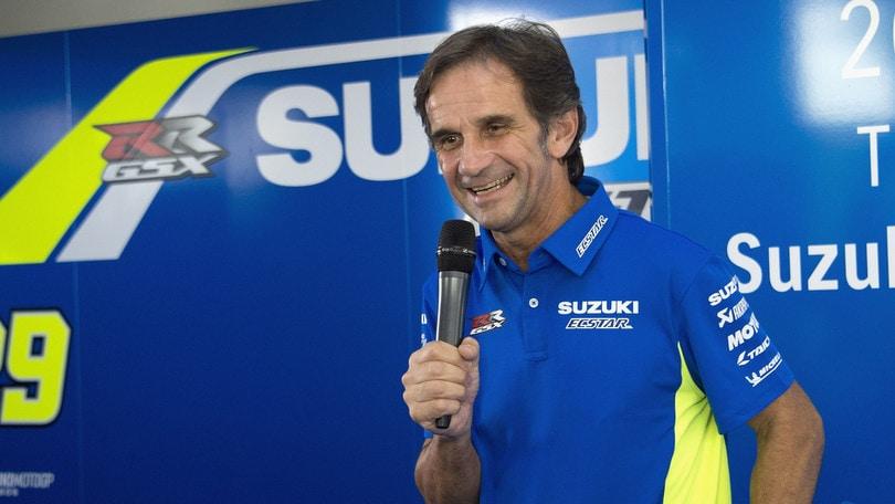 MotoGp Suzuki, Brivio: «Per il contratto con Rins siamo ai dettagli»