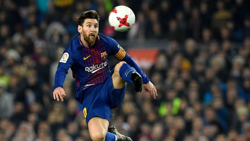 Messi: «Senza Neymar il Barcellona è più solido»