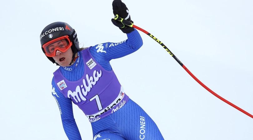 Pyeongchang: allenamento in Trentino per le sciatrici azzurre