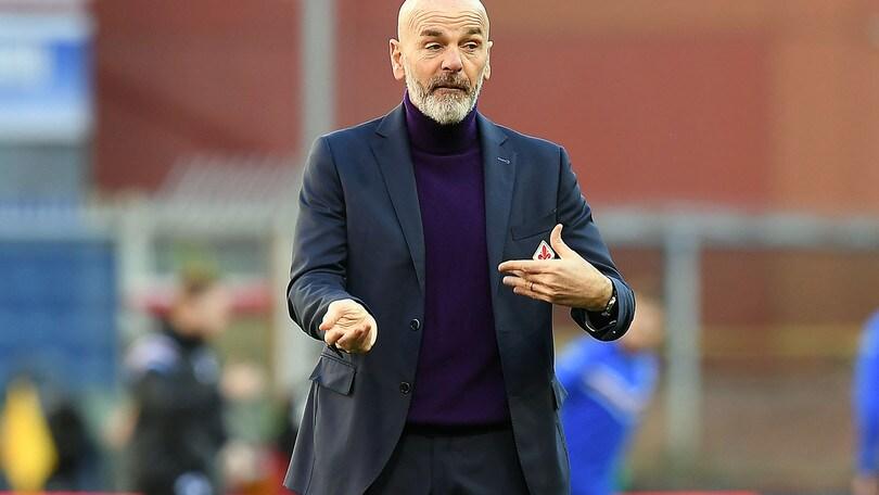 Fiorentina, Pioli: «Calciomercato? Interverremo solo se necessario»