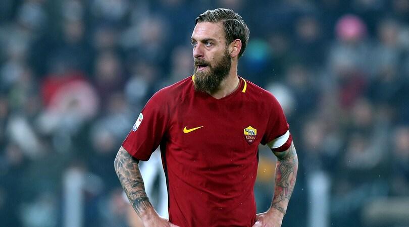 Roma, tra i convocati per la Sampdoria tornano De Rossi, Perotti ed El Shaarawy