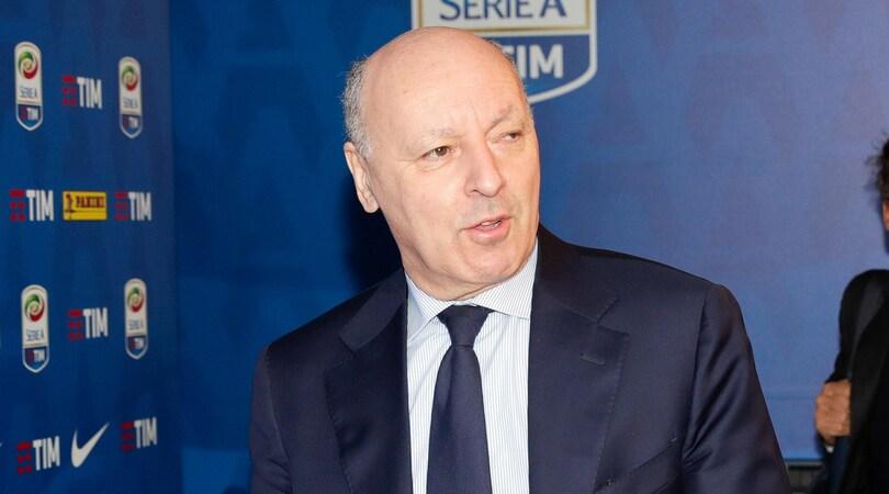 Juventus, Marotta: «Solo un sondaggio su Politano: a gennaio non arriverà nessuno»