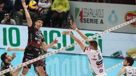 Volley: Coppa Italia, Perugia è troppo forte, Trento travolta