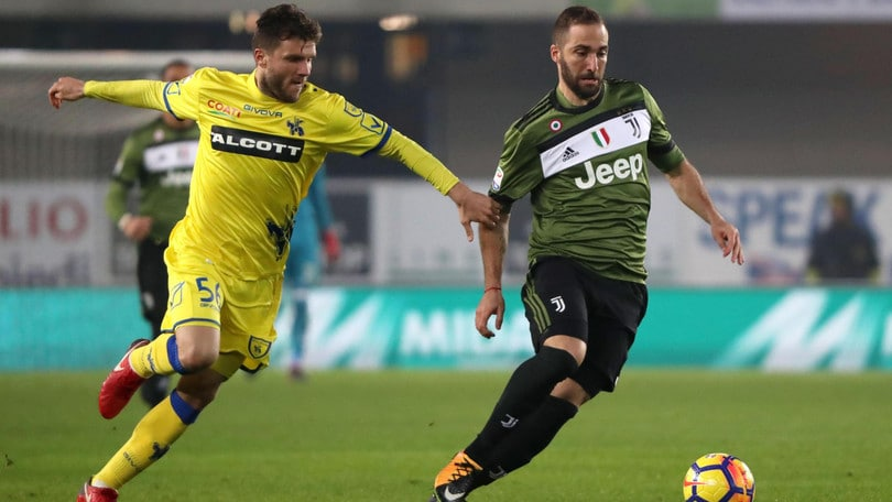 Serie A Chievo-Juventus 0-2, il tabellino