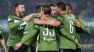 Chievo-Juventus 0-2, decidono Khedira e Higuain