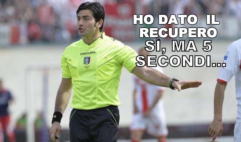 Chievo-Juventus, il web si interroga: «Erano 5 secondi di recupero?»