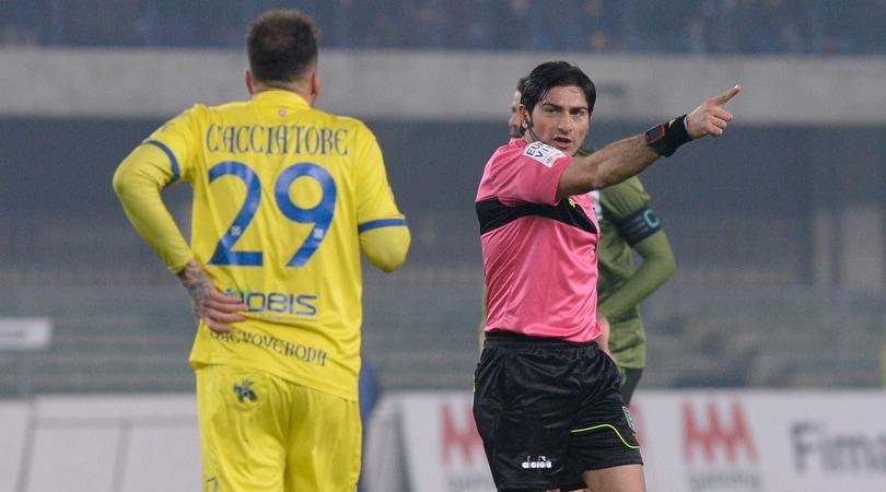 Chievo-Juventus, la moviola: Asamoah, che rischio su Cacciatore!