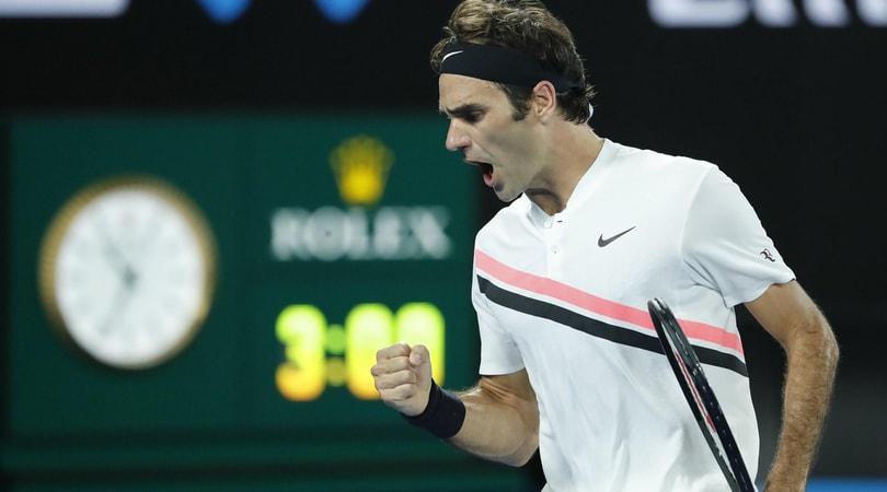 Australian Open, leggenda Federer: batte Cilic e vince per la sesta volta