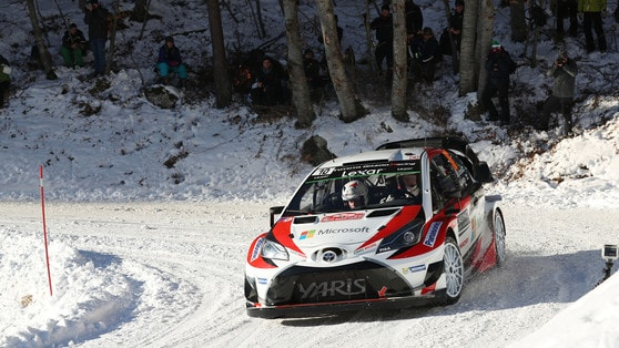 Rally di Montecarlo, Ogier si conferma il più forte