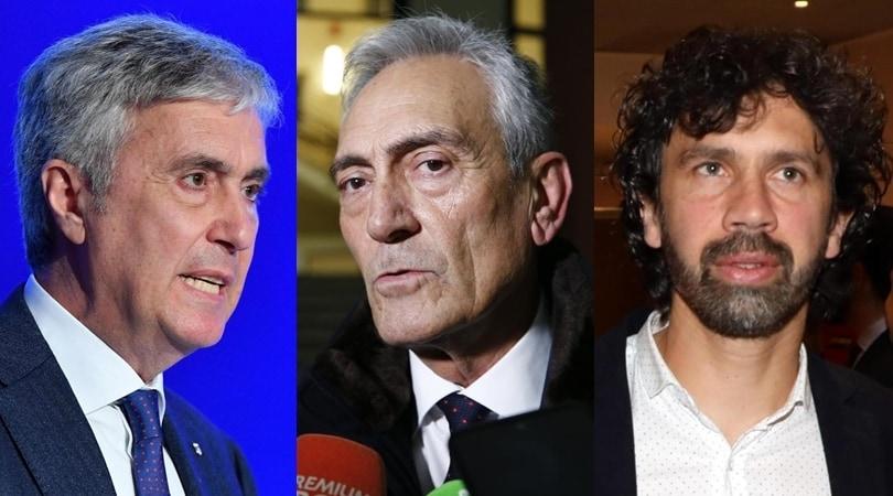 Diretta Elezioni Figc: fumata nera, sarà commissariamento