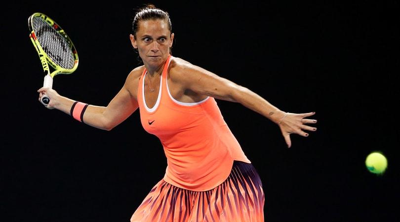 Tennis, la Vinci supera le qualificazioni in Russia
