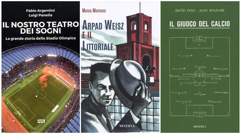 La storia dello stadio Olimpico e due libri su Arpad Weisz