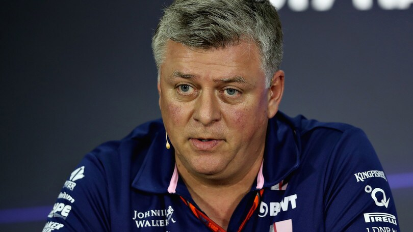 F1, Szafnauer: «Obiettivo quarto posto»