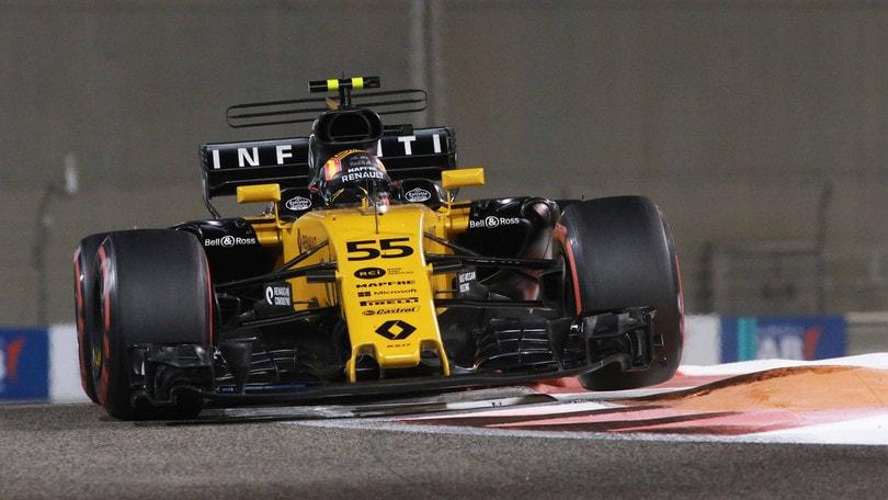 F1, Renault, via i veli il 20 febbraio