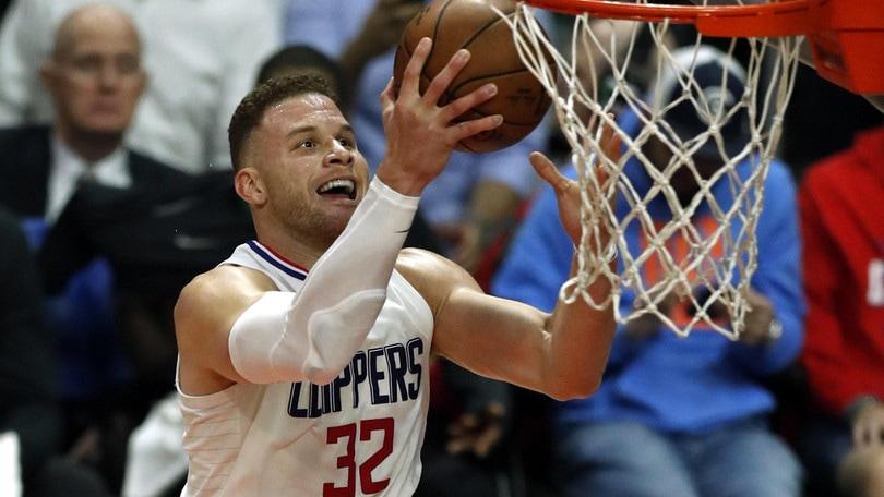 NBA, clamoroso: Blake Griffin ai Detroit Pistons!