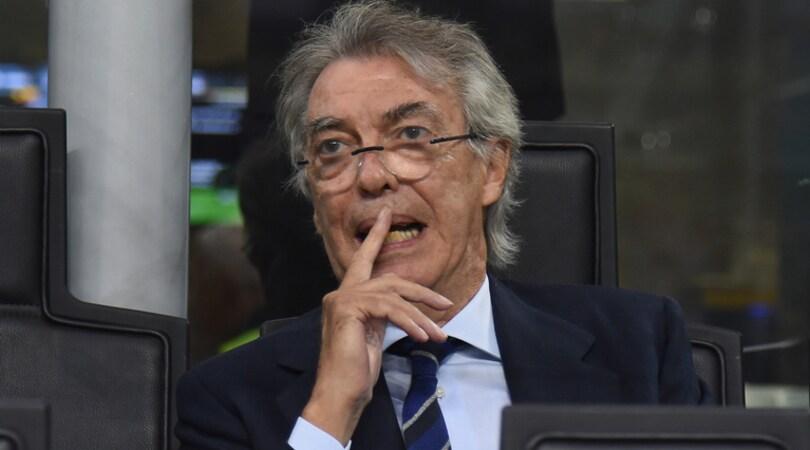 Inter, Moratti contro Spalletti: Rinforzi? Pensi a lavorare