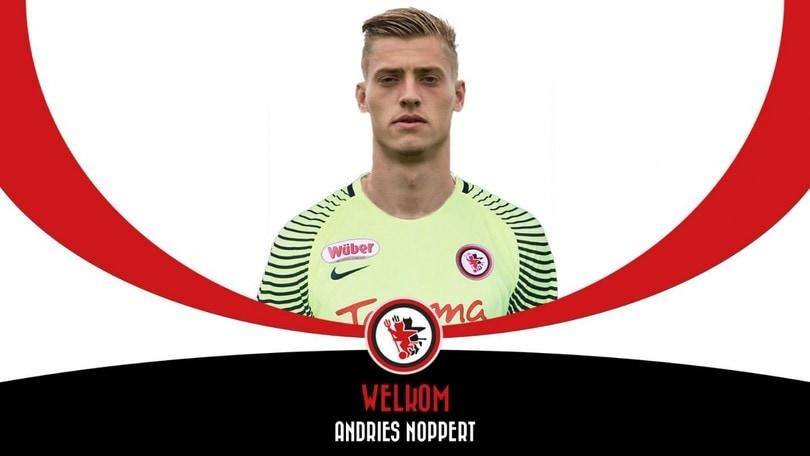 Calciomercato Foggia, ufficiale: firma il gigante Nopper