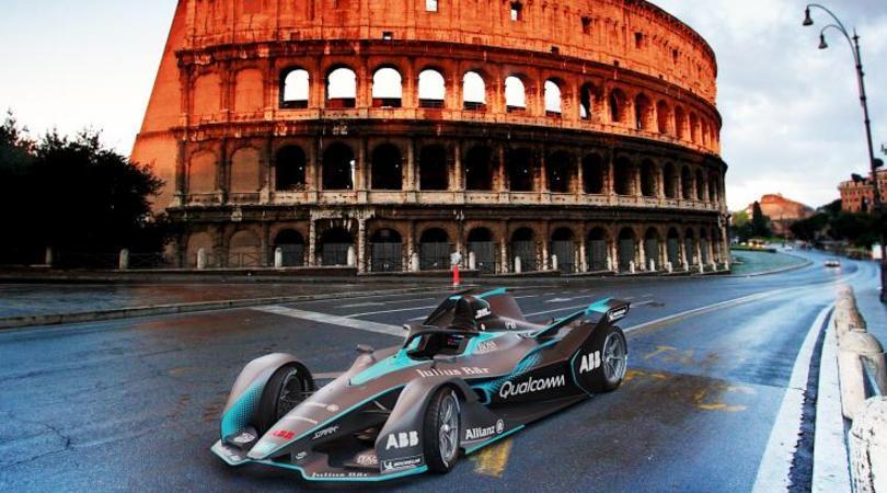 Formula E, le super monoposto elettriche per il 2019