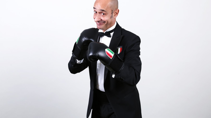 Alessandro Di Carlo al Sistina con Superleggero
