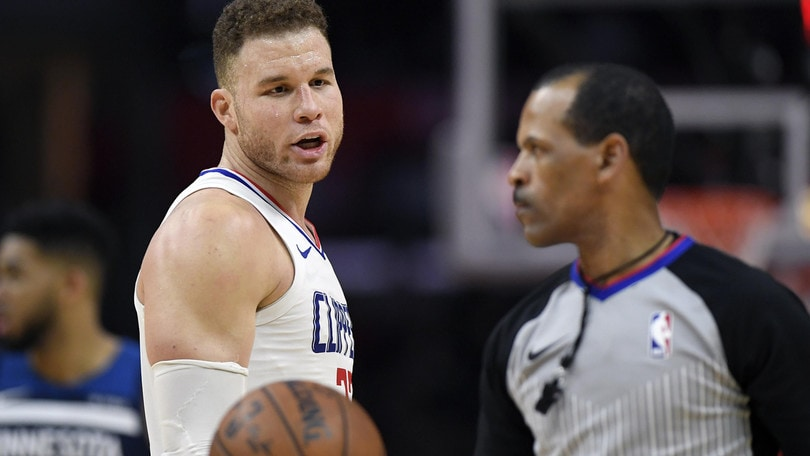 Blake Griffin saluta i Clippers: