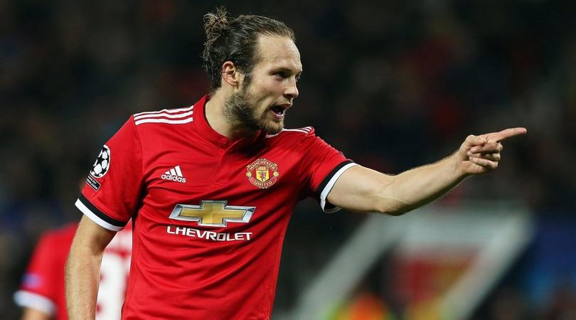 Il Manchester United offre Daley Blind alla Roma