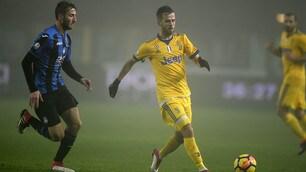 Coppa Italia Atalanta-Juventus 0-1, il tabellino