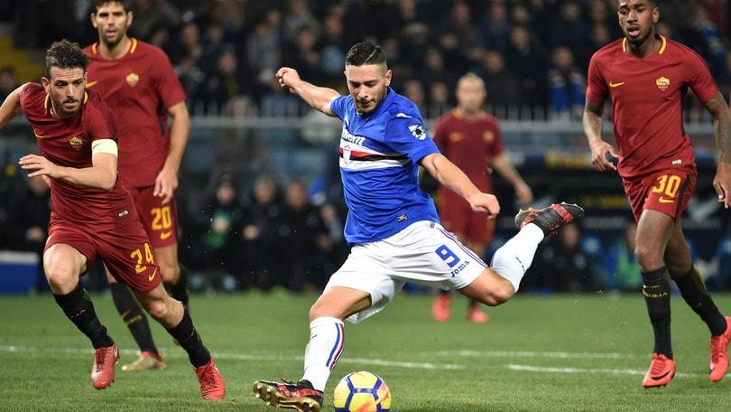 La Sampdoria conferma: «Caprari è incedibile»