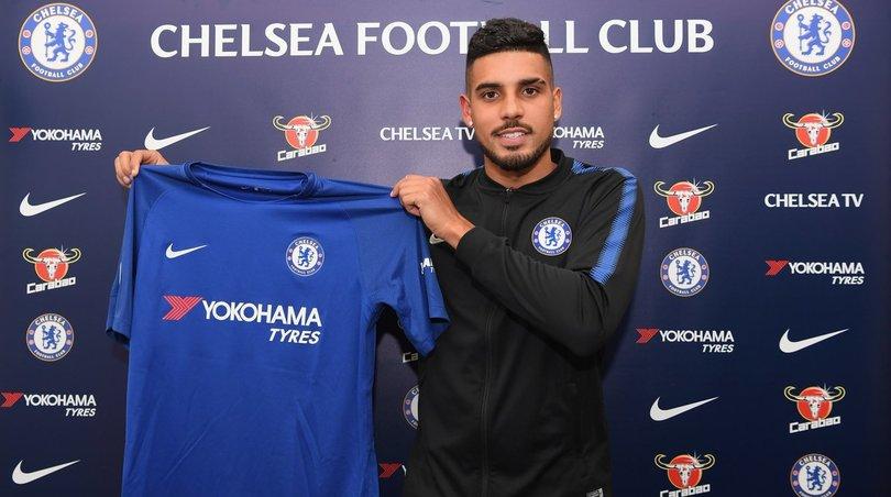 Roma, Emerson Palmieri passa ufficialmente al Chelsea