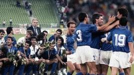 Da Maradona a Schillaci: le notti magiche di Italia '90