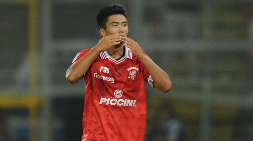 Juventus e Perugia, trattativa nella notte per Han. Si va avanti